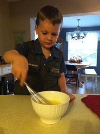 serious baking