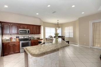 Neutral elegant upgrading throughout the kitchen